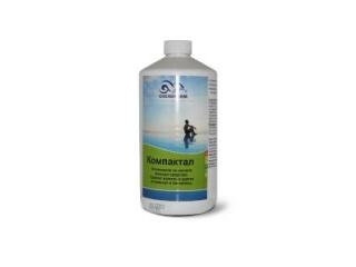 Компактал, 1 л Моющее средство на основе кислоты для открытых бассейнов