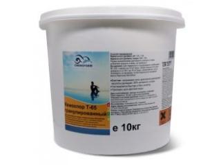 Хлор гранулированный Кемохлор Т-65, 10 кг