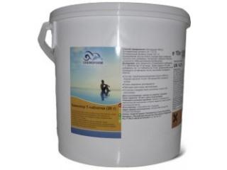 Медленный хлор в таблетках Кемохлор Т (20 г), 10 кг
