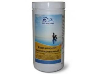 Хлор гранулированный Кемохлор СН, 1 кг