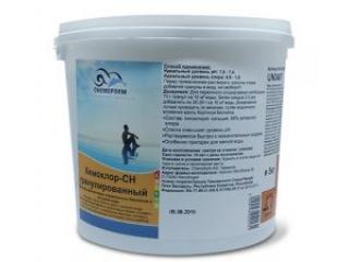 Хлор гранулированный Кемохлор СН, 5 кг