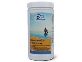 Хлор в таблетках Кемохлор СН, 1 кг
