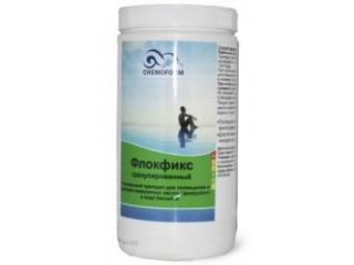 Флокфикс, 1 кг (Флокулянт в гранулах)