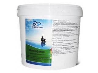 Флокфикс, 5 кг (Флокулянт в гранулах)