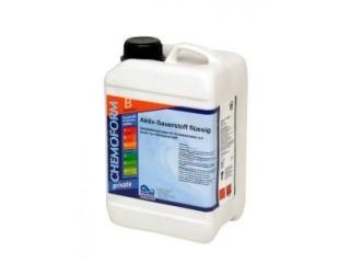 Активный кислород (жидкий) 3 л (Аквабланк О2)