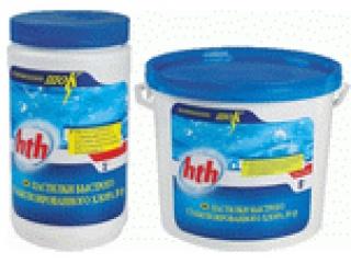 Медленный стабилизированный хлор SHOCK в таблетках по 20 гр, 1,2 кг (арт.C800611Н2)